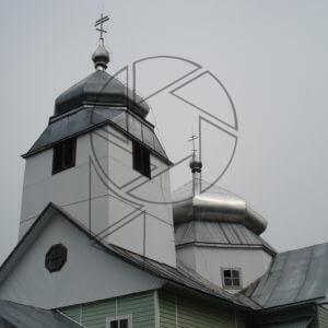 Cerkva nad Jasiňou