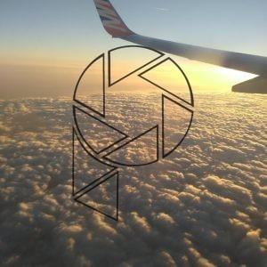 Let na východ