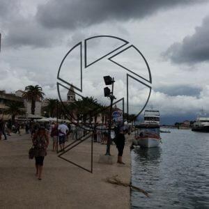 Trogirský přístav