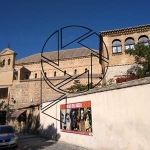Cestou k Muzeu Del Greco