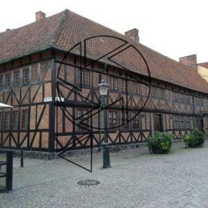 Hrázděný dům v Malmö