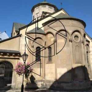 Arménská katedrála