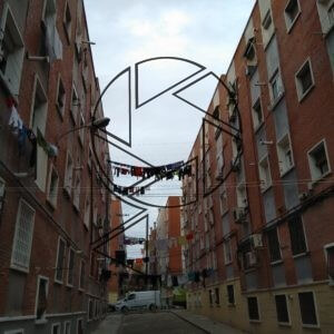 Čtvrť Puente de Vallecas