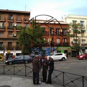 Senioři na Avenida de la Albufera