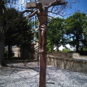 Ježíš opouští kříž