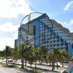 Hotel v nové Havaně