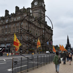 Skotští komunisté a Balmoral Hotel