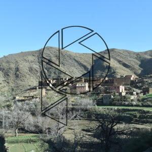 Vesnice pod horami