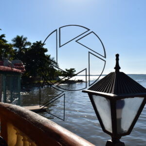 Oběd na břehu Bahija de Jagua