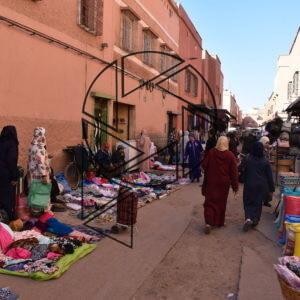 Trh pro místní v medině III