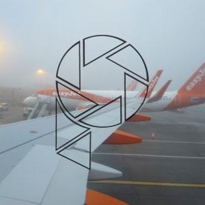 A britská mlha i ráno