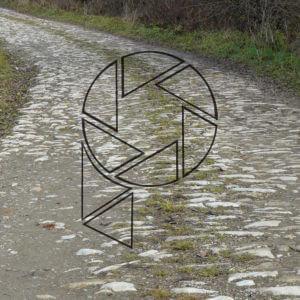 Cesta do Královic, detail (2012)