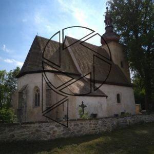 Loukovský kostel (2019)
